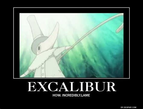Excalibur Meme - excalibur by megamakachop on deviantart