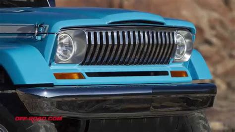 chief jeep concept jeep chief concept vehicle from easter jeep safari youtube