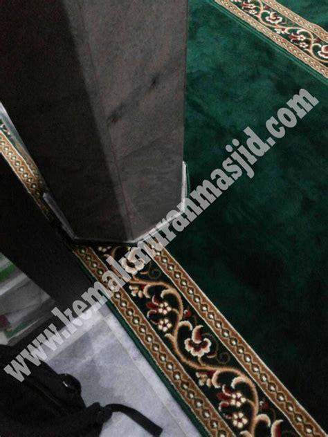 Karpet Meteran Di Jakarta harga jual karpet masjid al husna pusat kebutuhan masjid