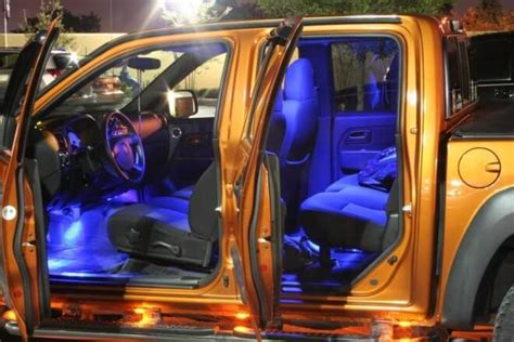 led light strips for trucks interior truck lighting lighting ideas
