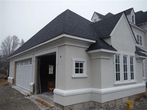 stucco house siding hardie soffit fascia stucco house town country mo 63141 siding express