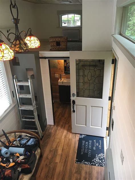 Small Homes Vancouver Wa A Beautiful Custom Tiny Home Available For Sale In