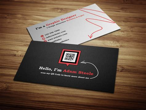 how to make qr code for business card business card qr inspiration http refugeek