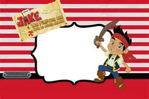 kit de jake y los piratas para imprimir gratis kits para