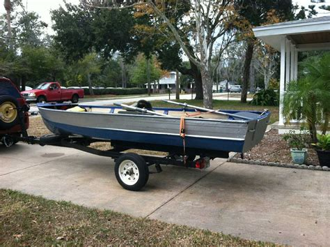 14 ft jon boat letgo 14 ft aluminum jon boat in holly hill fl