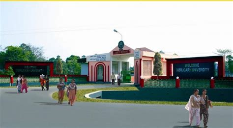 Dibrugarh Mba Entrance 2017 by Dibrugarh