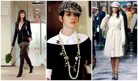 hathaway the wears prada makeover