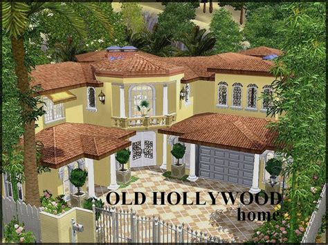 Luxury Tuscan House Plans ashleyparker s spanish style hollywood villa