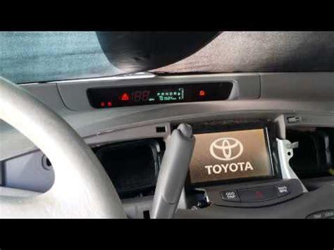 Master Warning Light Toyota Toyota Prius 2001 Master Warning Light Check Engine