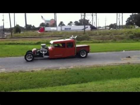 postal jeep rod orange postal jeep rat rod burnout youtube