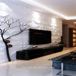 Home Decor Wall Panels Embossed Home Decorative Wall Panel 3d Interior Decoration