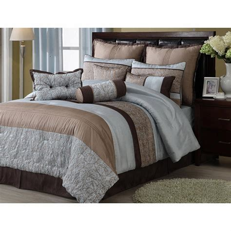 top 28 brown and blue comforter sets blue and brown