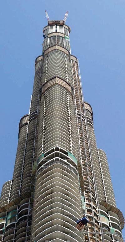 burj dubai concrete construction magazine