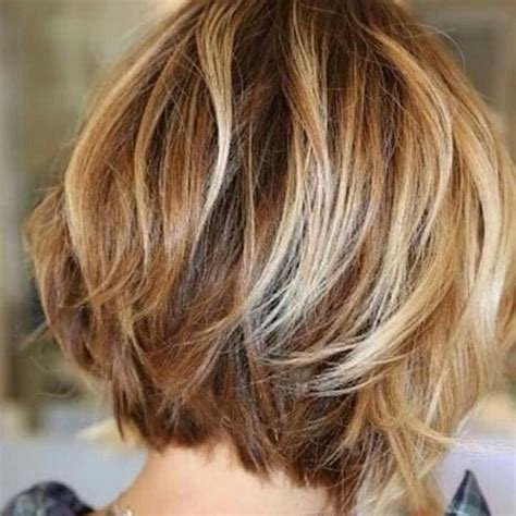 how to make bob haircut look piecy 25 best ideas about layered bob haircuts on pinterest