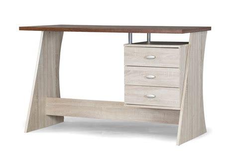 affordable modern desk baxton studio parallax writing desk affordable modern