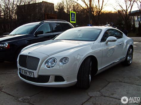 2012 bentley continental gt 2012 bentley continental gt ii speed pictures