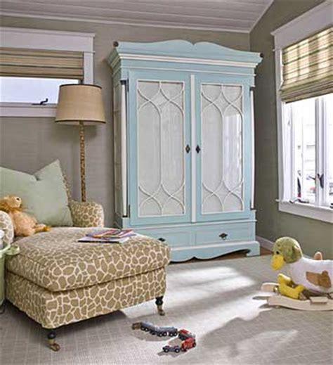 armoire for baby nursery is an awesome apartment worth giving up your closet