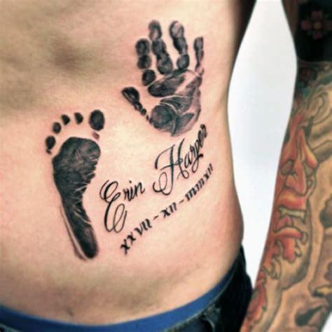60 huella de mano dise 241 os de tatuajes para los hombres