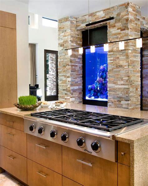Fish Tank In Kitchen 17 pleasing contemporary fish tank ideas