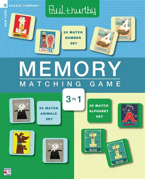 memory matching jigsaw puzzle puzzlewarehouse