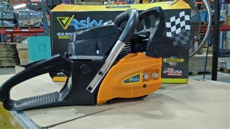 Gergaji Listrik Surabaya jual mesin gergaji chainsaw vrsky vs9500 harga murah surabaya oleh cv agromesin