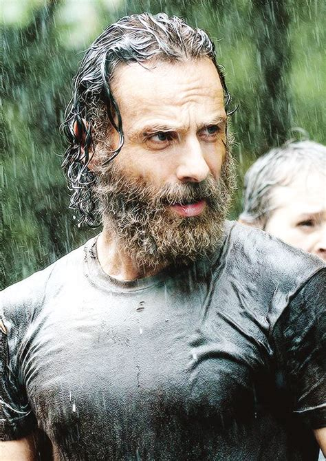 rick grimes hairstyle rick grimes the walking dead rick is due for a