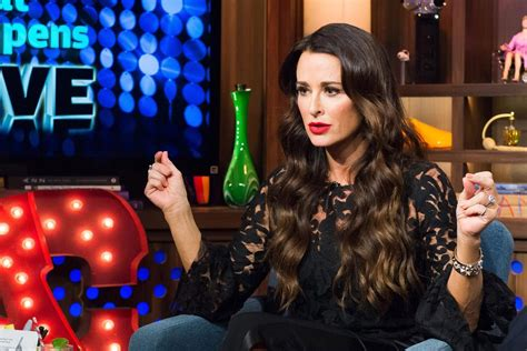 kyle weighs in on brandi and kims behavior at the reunion kyle richards talks sisterly divide with kim richards