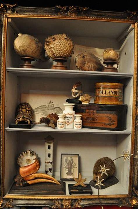 Le Cabinet De Curiosité by Make A Curiosity Cabinet Out Of Frames Un Air De