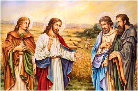 imagenes de jesus llama a sus apostoles lecturas del s 193 bado xxiv del t ordinario 21 de septiembre