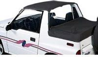 geo tracker jeep tops at andy's auto sport