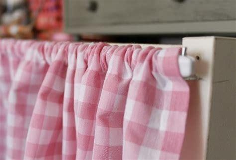 como hacer unas cortinas c 243 mo hacer unas cortinas sin saber coser