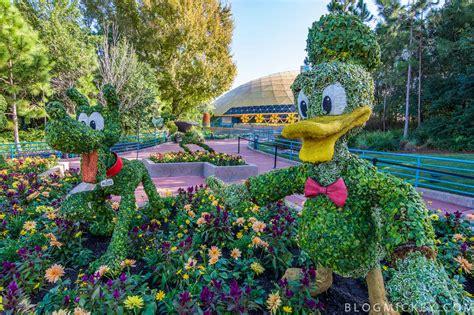 Flower And Garden Epcot Photos 2017 Epcot Flower And Garden Festival Topiaries