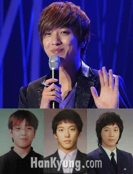 Anak Cn Blue news pict 100217 jung yonghwa reveals graduation photos cn blue indonesia