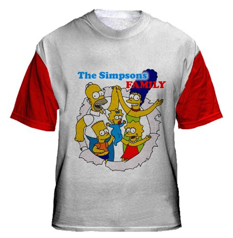 Tshirt Kaos Its Monday Yap the simpsons collections t shirts design