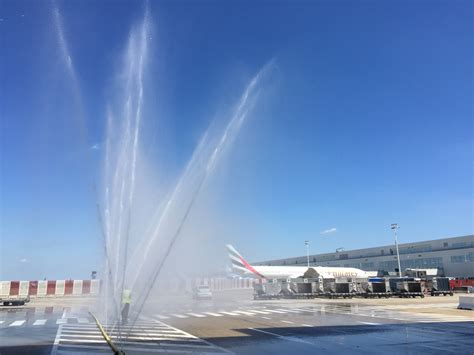 Brussels Airport Showers by Watergordijnfes Brusselsairport 19072016 3 Aviation24 Be