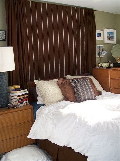 curtain headboard ideas 101 headboard ideas that will rock your bedroom