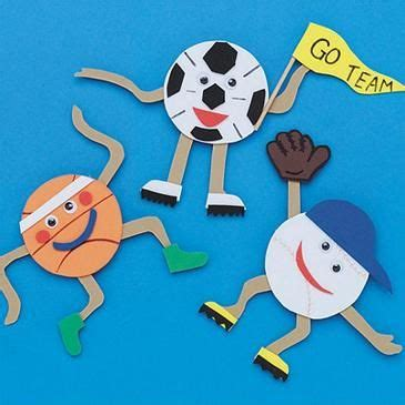 sports crafts for 10 best images about sports week on family
