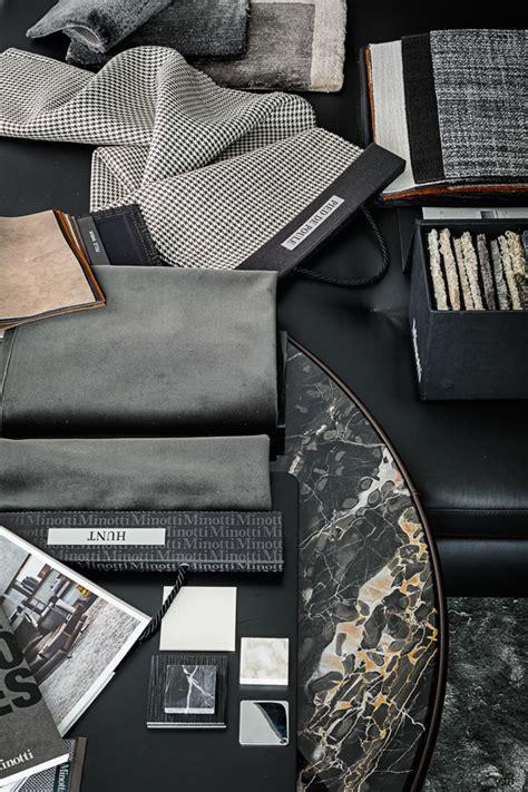 Interior Design Material Sle Board by Lorenzo Pennati