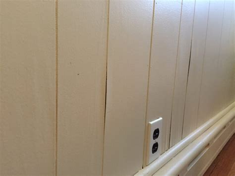 painted wood paneling painted paneling painting wood paneling idea painted