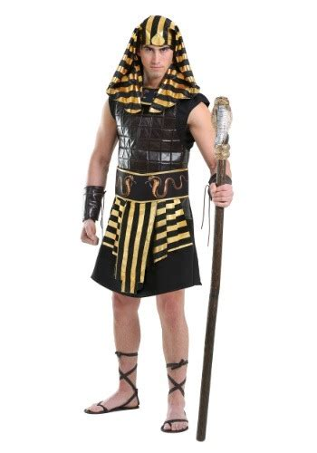 plus size ancient pharaoh costume