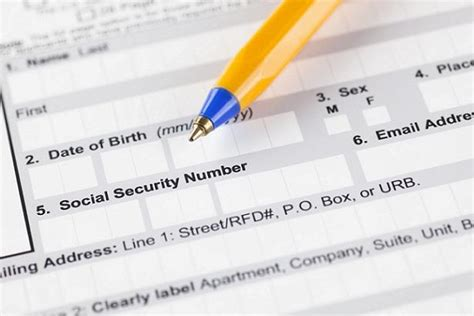 Giving Out Social Security Number On Applications Social Security Number Application Questions Ihire
