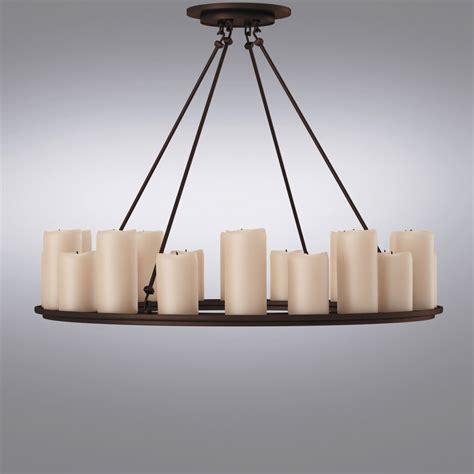 Pillar Candle Chandelier 3d Ikea Soder
