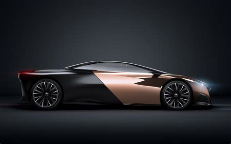 peugeot onyx wallpaper image for peugeot onyx concept car hd wallpaper 1680 215 1050
