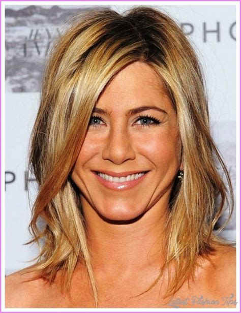 hairstyles for medium length fine hair for women over 40 medium haircuts for thin hair latestfashiontips com