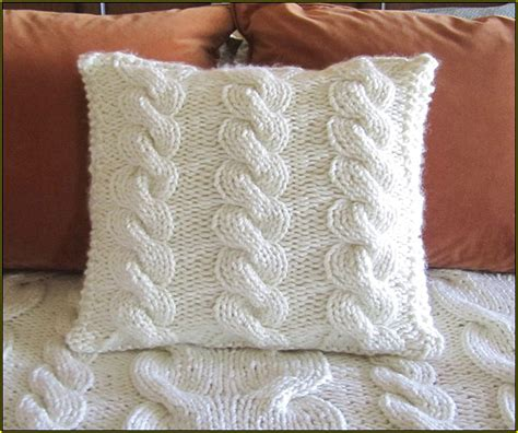 Design Ideas For Cable Knit Throw Pillow Top Design Ideas For Cable Knit Throw Pillow Cable Knit Pillow Cover Home Design Ideas