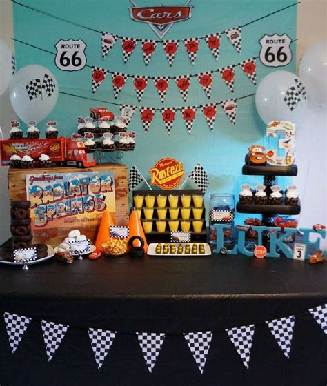 Disney Cars  Ee  Birthday Ee    Ee  Party Ee    Ee  Ideas Ee   Of  Catch