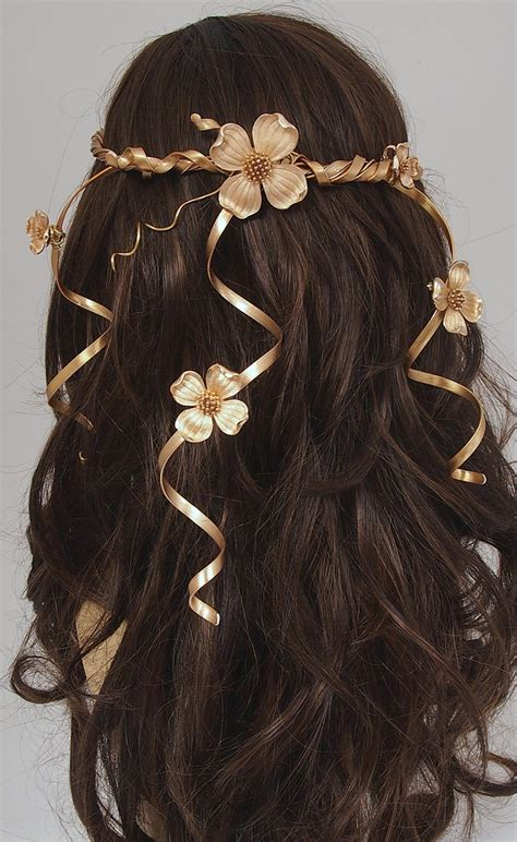Whimsical Hairstyles by Hairstyles With Flowers Aelida