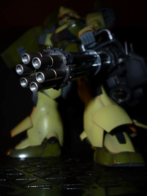 Hg 1 144 Base Jabber Original New Made In Bandai marasai with custom weapon modeled by jaqio photoreview