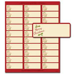 Package Address Label Template by Address Labels Gift Package Address Labels