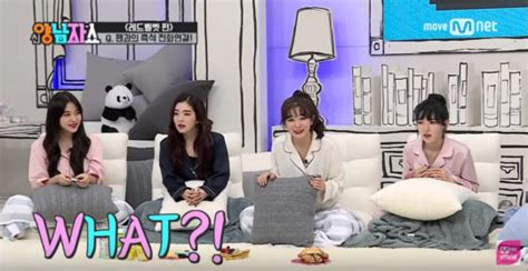 dramanice new yang nam show male idol apologizes to red velvet s seulgi on quot new yang